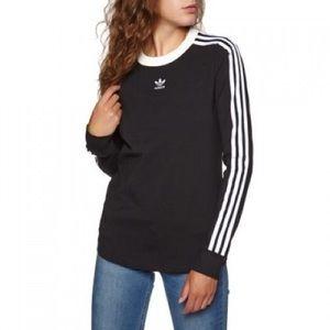 Adidas Original 3 Strip Long Sleeve